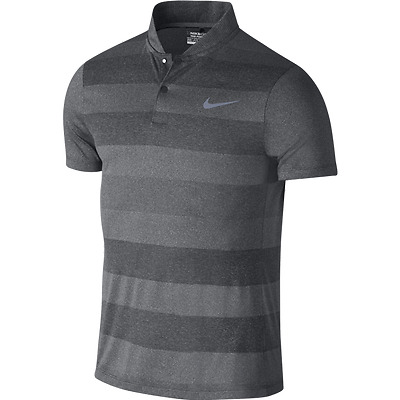 Nike Golf Momentum Fly Blade Stripe Polo Shirt XL New