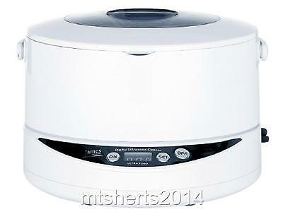 James Products Ultra 7050 Cordless Ultrasonic Cleaner Glasses Jewellery CD HX2
