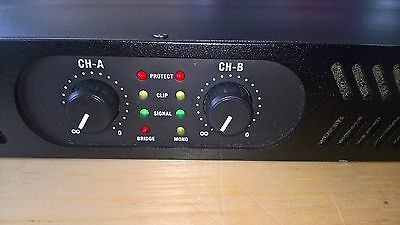KAM KXDR 1600 Digital Amplifier