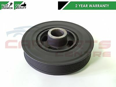 FOR PEUGEOT 307 308 407 508 807 3008 EXPERT 2.0 HDi CRANK SHAFT PULLEY DAMPER