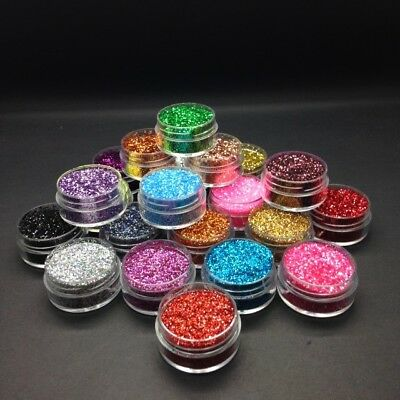High Quality Fine Glitter - Dust Face Paint Make Up Craft Tattoo Festival