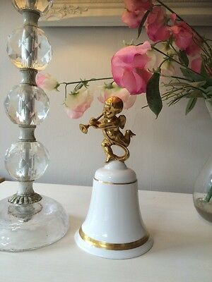 "Royal Doulton Glad Tidings Bell "" The Speech Of Angels"""