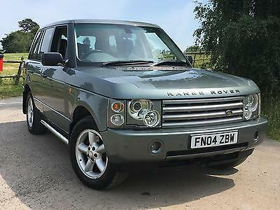 Sorry Sold 2004 Land Rover Range Rover 3.0 Td6 auto  HSE