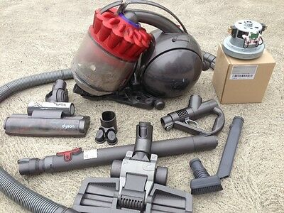 Dyson DC54 Animal Canister Barrel Vacuum Cleaner Warranty Freight
