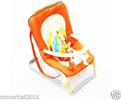 Security Multi-Function Collapsible Baby Swing Chair/Baby Rocking Chair HBB