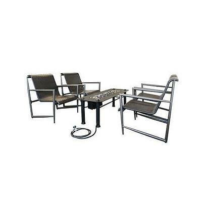 Bond Manufacturing Trapani 5pc Fire Chat Set 65798
