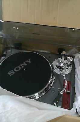 pair of dj decks turntables record decks sony COLLECT ONLY ! LONDON SW18