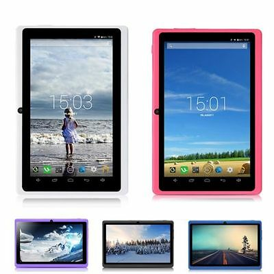 Google Android Tablet 7 ZOLL 16GB Quad Core Dual Kamera TAB PC HD WiFi 1.5GHz
