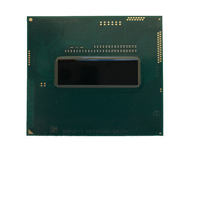 Intel Core i7-4900MQ SR15K 2.8GHz Quad Core Socket G3 CPU Processor *km