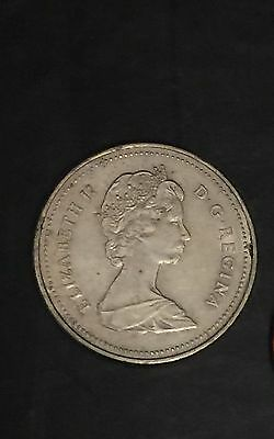 Canada 1982 Dime Canadian 10 Cent Coin