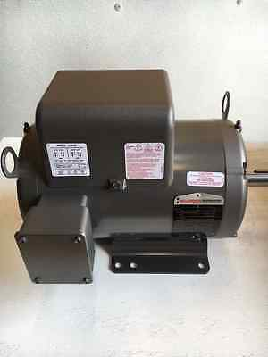 Weco-L1410T 5 Hp, 1725 Rpm New Baldor Electric Motor Same As L1410T