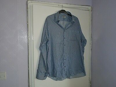 """m & s shirt  collar 17..5""""     PIT/PIT 26 """"     full  size on page"""