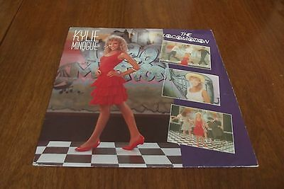 1980's 45RPM 7 inch Vinyl Single Record KYLIE MINOGUE The locomotion