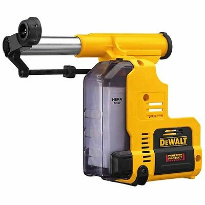 DeWalt D25303DH Cordless Dust Extraction System.