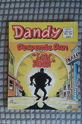 Dandy Comic Library Issue Number 79.