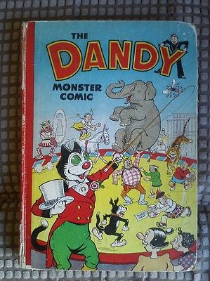 Dandy Annual 1951 - Very Good Condition