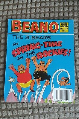 Beano Comic Library Issue Number 188.