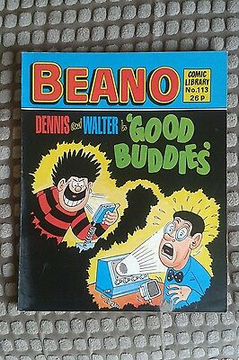 Beano Comic Library Issue Number 113.