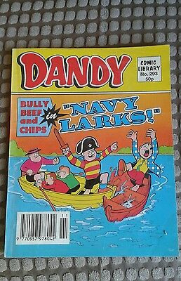 Dandy Comic Library Issue Number 293.