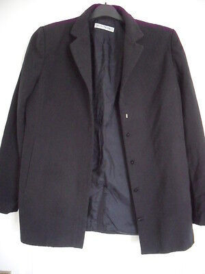 Emporio Armani Ladies Navy Blue Jacket - Size 12