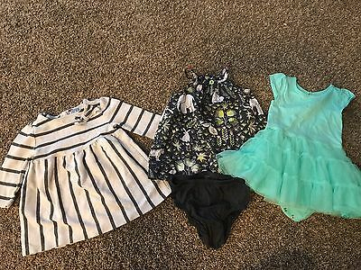 Baby Girl Clothes Dresses/dress 6-12 months lot