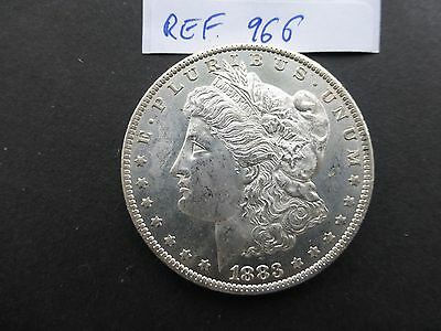 United States Dollar Coin 1883   O Mint  A/unc   Ref 966