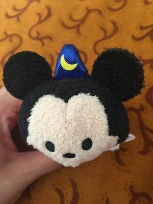Authentic Japan Sorcerer Mickey Tsum Tsum (from 3rd Anniversary Box)