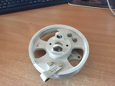 Aircraft Parts BAC 1-11 NOSE WHEEL STEERING CABLE PULLEY ASSEMBLY