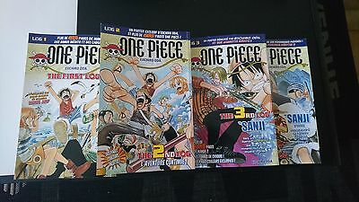 One piece Collection Log Vol 1-35