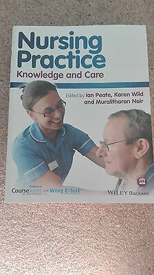 Nursing Practice - Knowledge and Care Set by Ian Peate (Paperback, 2016)