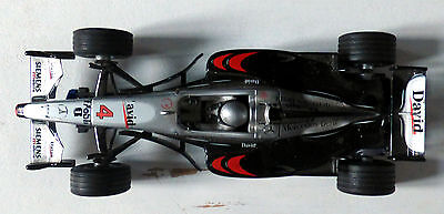 Scalextric 1:32 Sc Slot car. C2263 Mclaren Mercedes MP4-16. David Coulthard