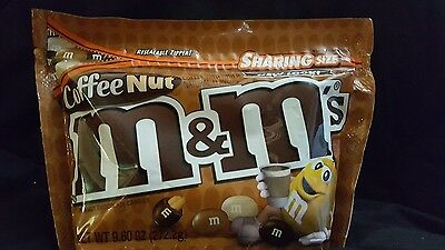 m and m candy coffee nut