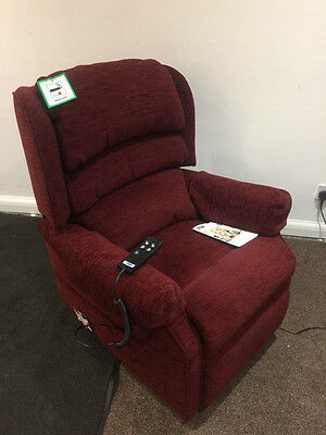 HSL WALTHAM   RISER RECLINER FREE DELIVERY AND FITTING ** excellent condition **