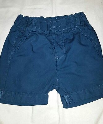 m&s baby boys shorts 6-9months