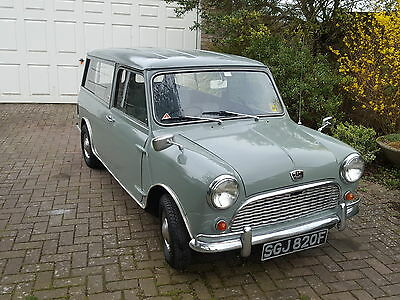 1967 Austin Mini Mk1 Rib roofed Countryman for sale