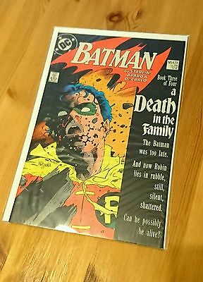 Batman- #428 - Death of Jason Todd!