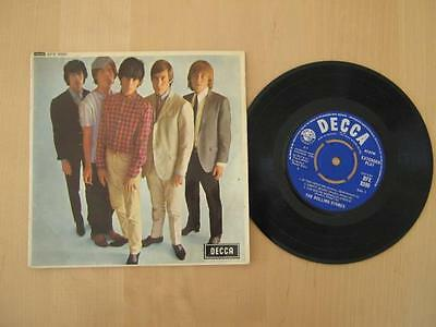 The Rolling Stones / Five By Five / 1964  EP Mono