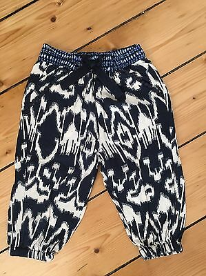 Next Baby Girl Trousers 6-9 Months