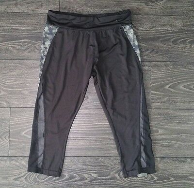 Ladies Training/Workout/Gym 3/4 Trousers Size UK 8