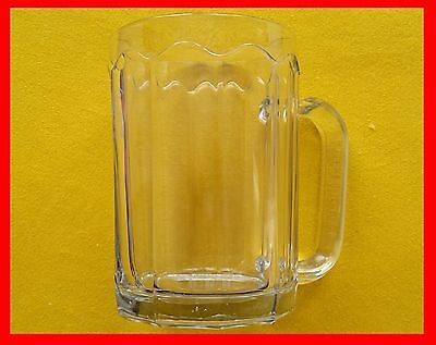 ~~Vintage Glass Tankard Pint 470