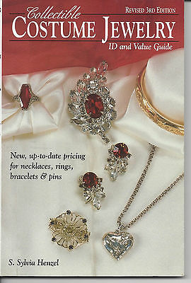 Collectible Costume Jewelry ID & Value Guide, Rev 3rd Edition by S Sylvia Henzel