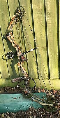 Fred Bear Charge compound bow (including Bag)