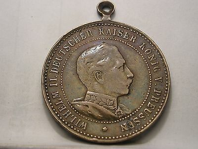 German Medal 1888 - Year Of The Three Emperors (Kaisers) Medal