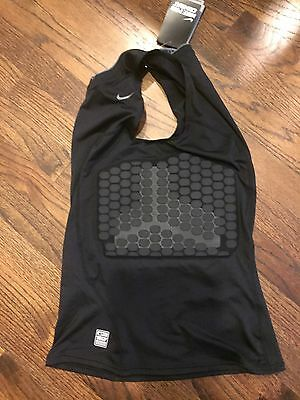 NWT nike pro combat hyperstrong elite sleeveless compression shirt boys XL