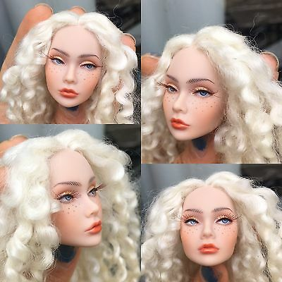 Fashion royalty doll heads(2)