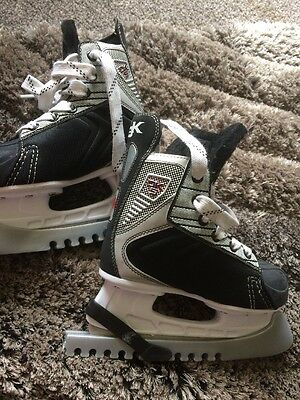 Boys Size 33 Ice Skates
