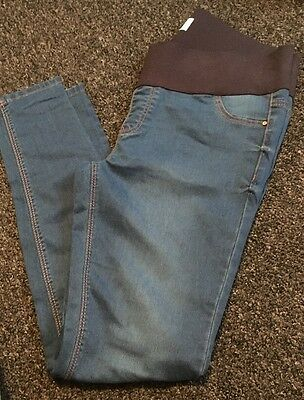 New Look Maternity Jeggings/jeans Size 12
