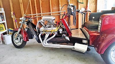 2005 Custom Built Motorcycles Trike  trike v8 custom