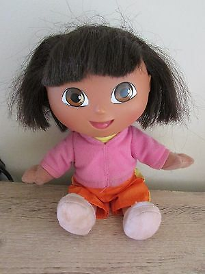 talking dora the explora suprise doll speaks bi lingual
