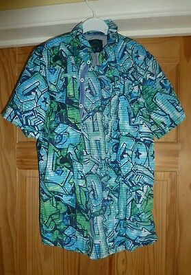Boys short sleeve shirt from Next age 12years